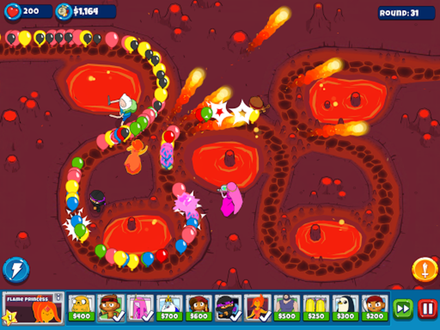 Bloons Adventure Time TD screenshot 18