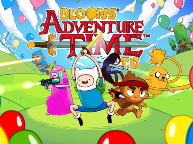 Bloons Adventure Time TD screenshot 21