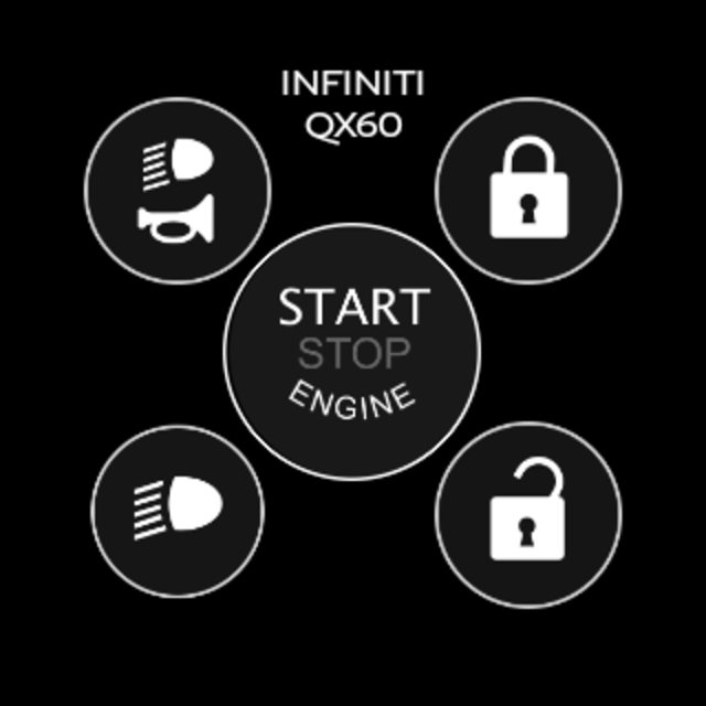 INFINITI InTouch™ Services screenshot 5