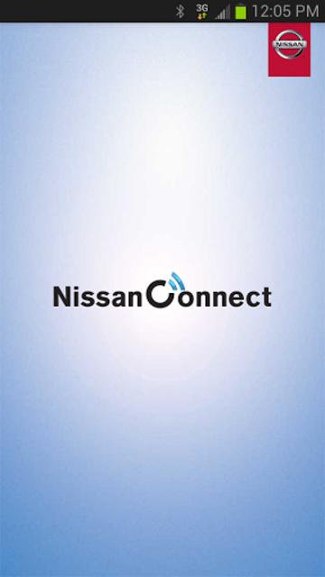 NissanConnect screenshot 1