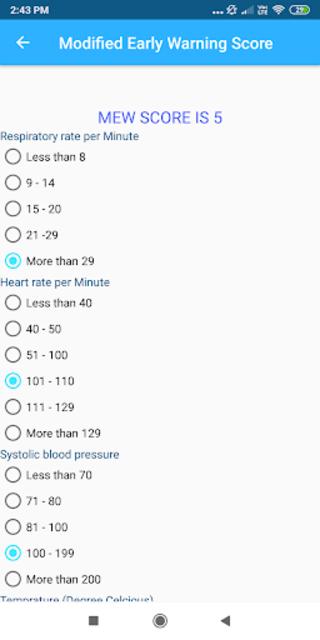 Nursing Calculator Pro (Ad free) screenshot 6