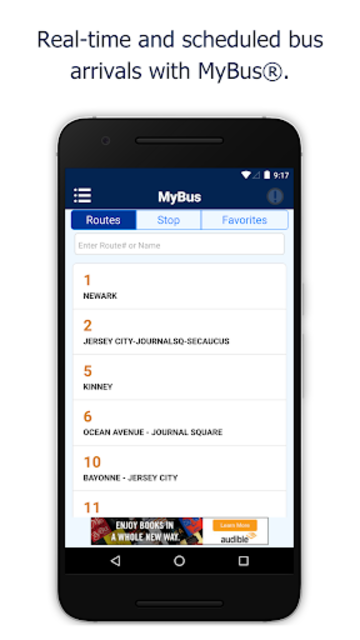 NJ TRANSIT Mobile App screenshot 5