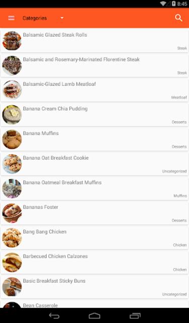 All Recipes No-Ads screenshot 9