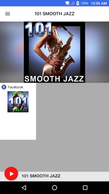 101 SMOOTH JAZZ screenshot 1
