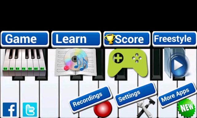 Perfect Piano Teacher screenshot 1