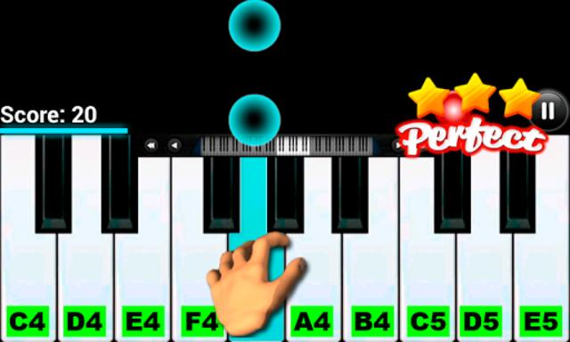 Perfect Piano Teacher screenshot 3