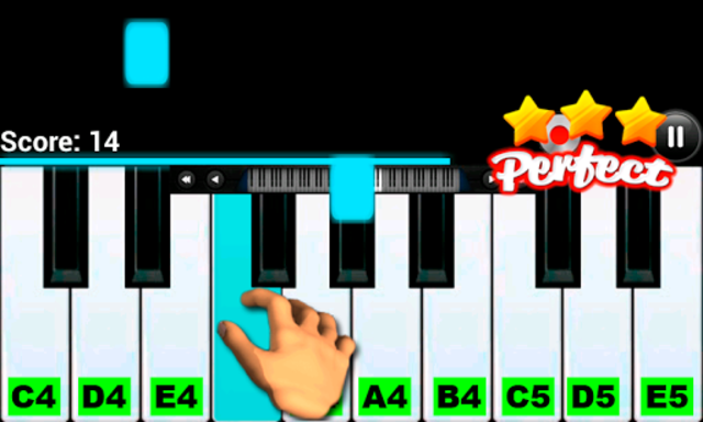 Perfect Piano Teacher screenshot 4