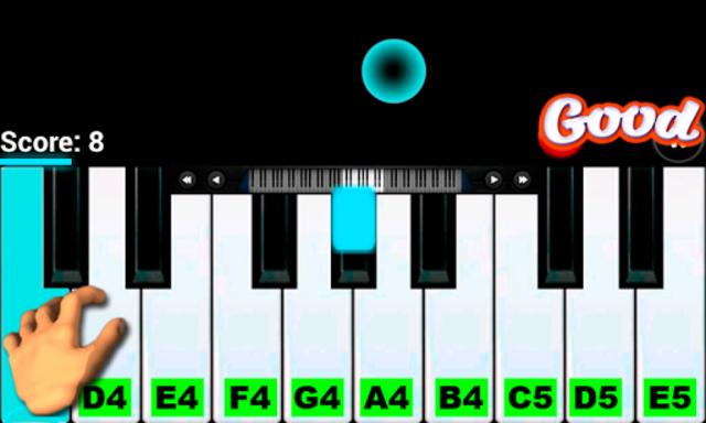 Perfect Piano Teacher screenshot 5