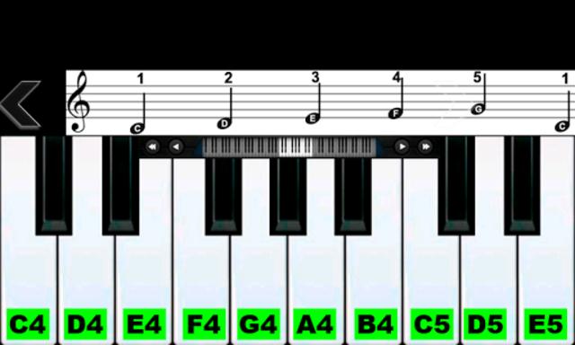 Perfect Piano Teacher screenshot 6