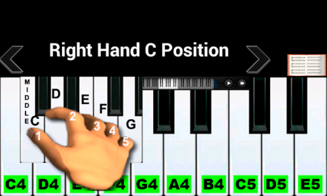 Perfect Piano Teacher screenshot 24