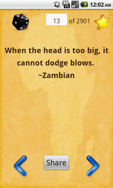 African Proverbs : 3000 Greatest Proverbs PRO screenshot 2