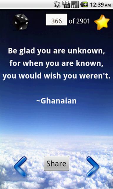 African Proverbs : 3000 Greatest Proverbs PRO screenshot 3