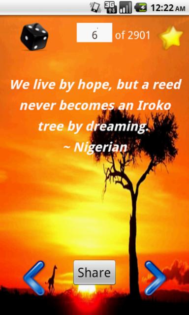 African Proverbs : 3000 Greatest Proverbs PRO screenshot 7