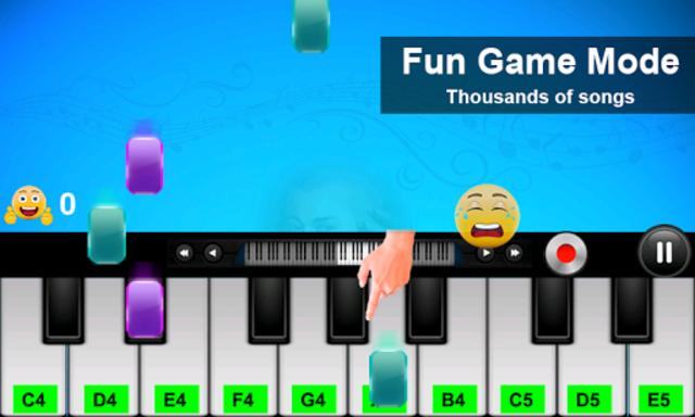 Real Piano Teacher screenshot 8