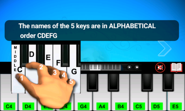 Real Piano Teacher screenshot 10