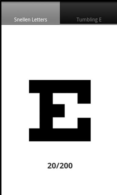 Pocket Eye Exam screenshot 5