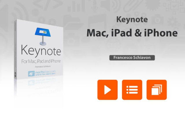 Course For Keynote Everywhere screenshot 1