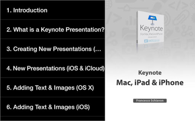 Course For Keynote Everywhere screenshot 5