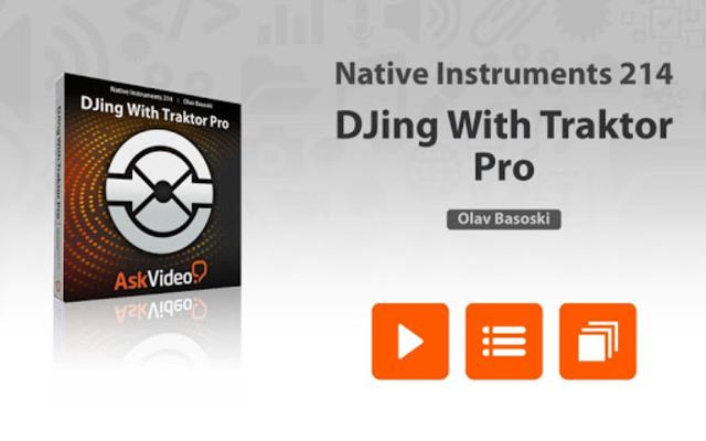 DJing With Traktor Pro screenshot 1
