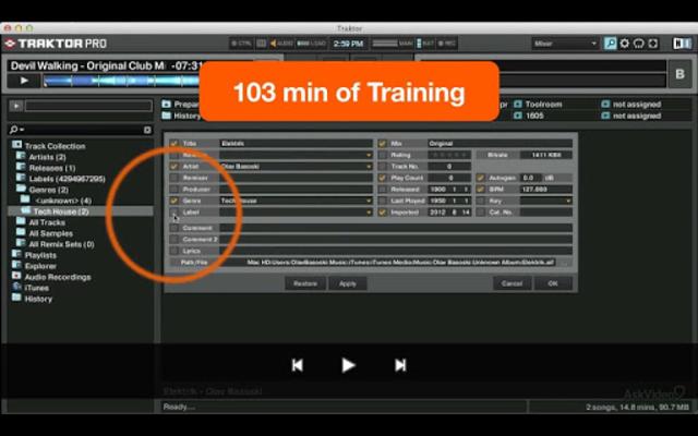 DJing With Traktor Pro screenshot 2