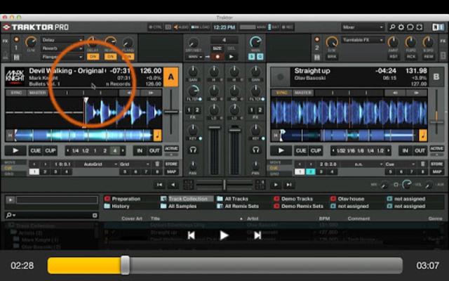 DJing With Traktor Pro screenshot 4