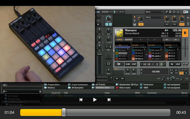 DJing With Traktor Pro screenshot 5