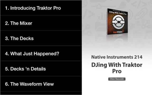DJing With Traktor Pro screenshot 6