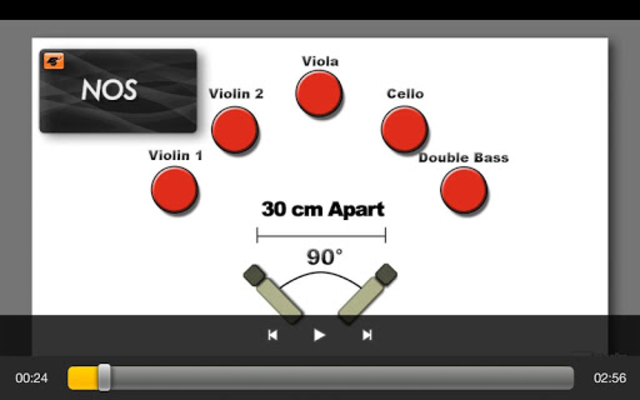 Course For Recording Strings screenshot 3