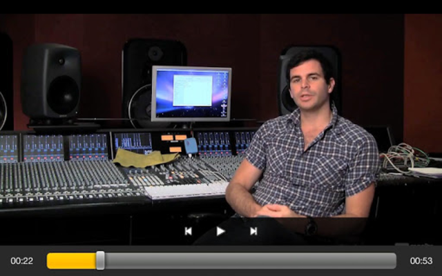 Course For Recording Strings screenshot 4