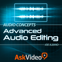 Icon for Advanced Audio Editing