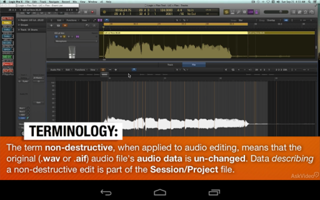 Advanced Audio Editing screenshot 4
