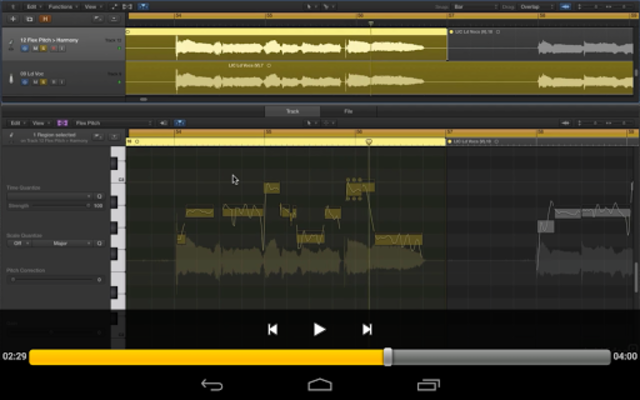Advanced Audio Editing screenshot 5