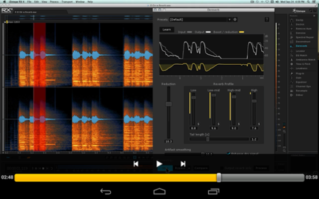 Advanced Audio Editing screenshot 6