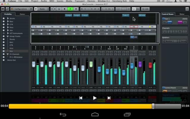 Mixing Toolbox for Cubase 7.5 screenshot 4