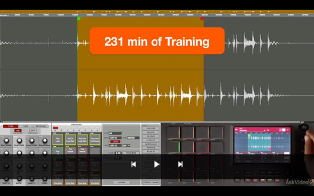 Intro Course for MPC Software screenshot 2