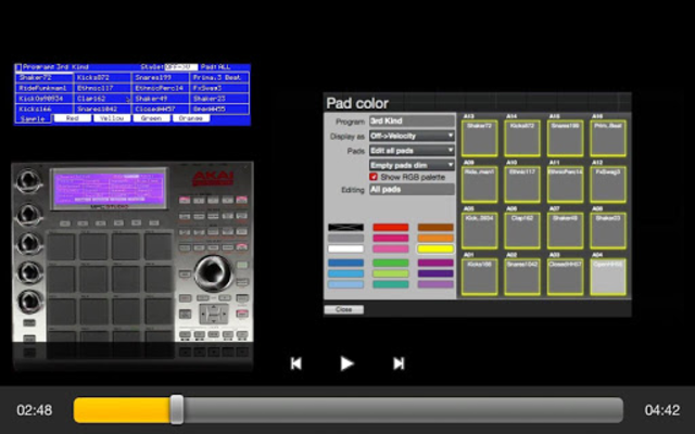 Intro Course for MPC Software screenshot 3