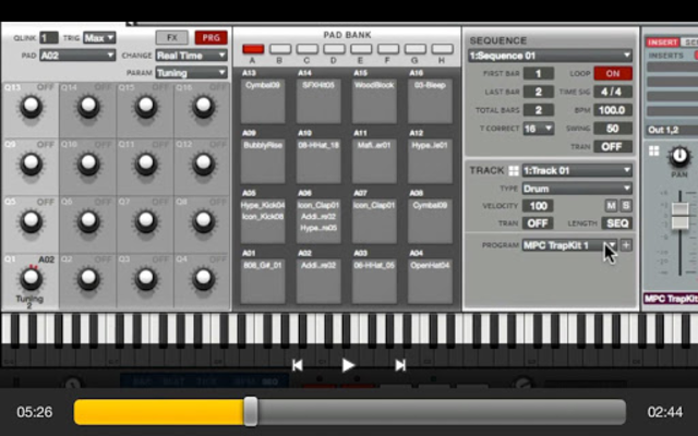 Intro Course for MPC Software screenshot 4