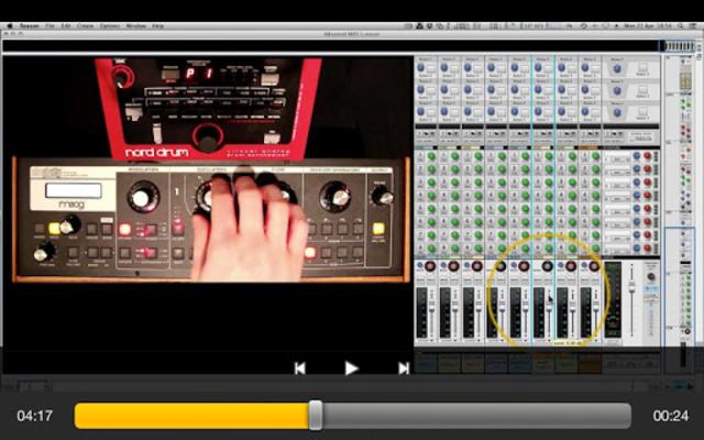 Advanced MIDI Workshop screenshot 5