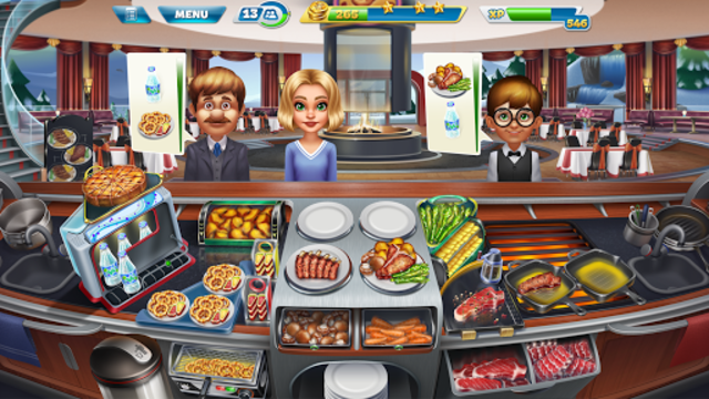 Cooking Fever screenshot 13