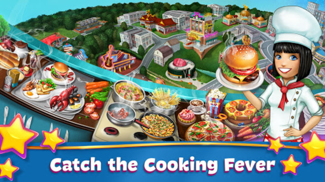 Cooking Fever screenshot 5