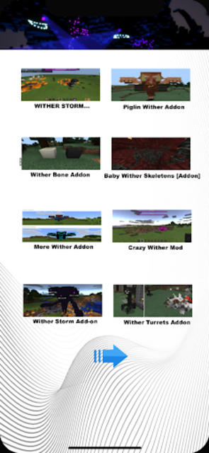 Mod Wither Strom for MCPE screenshot 3