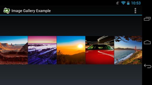 Universal Image Loader screenshot 1
