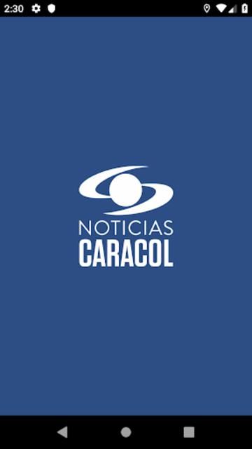 Noticias Caracol screenshot 1