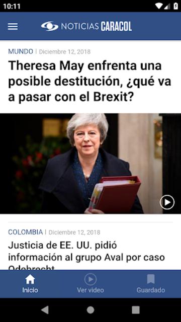 Noticias Caracol screenshot 2