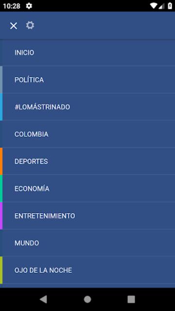 Noticias Caracol screenshot 3