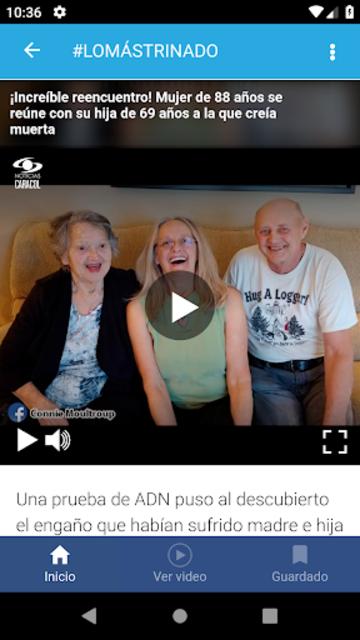 Noticias Caracol screenshot 5