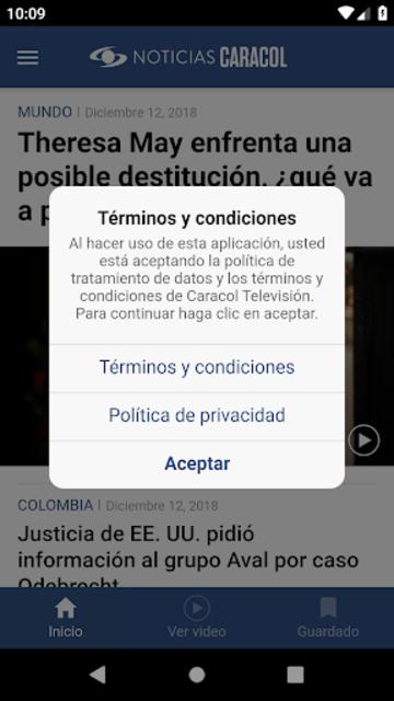 Noticias Caracol screenshot 7