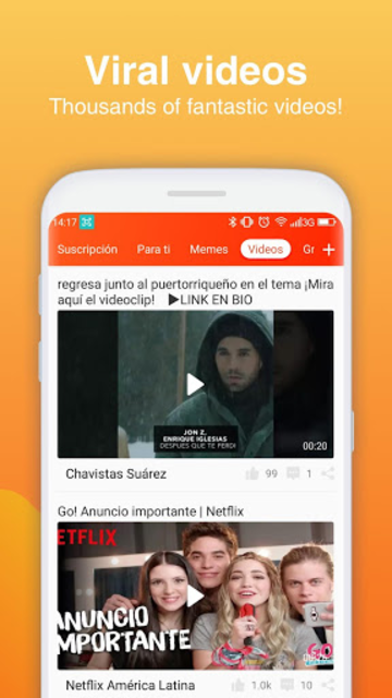 Noticias America- Latest, Funny Videos and GIFs screenshot 2
