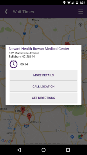 Novant Health screenshot 4