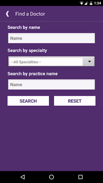 Novant Health screenshot 5
